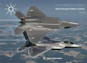 Free 2009 Aerospace Defense Calendar
