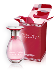 Free Sample of Christina Aguilera Inspire Perfume