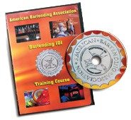 Free Bartender Training DVD