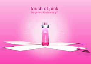 Free Sample of Lacoste Pink Perfume