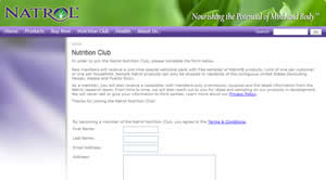 Free Samples of Natrol Products