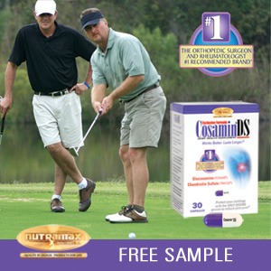 FREE Sample - Cosamin DS Double Strength
