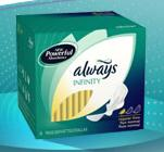 Free Sample of Always Infinity Pads