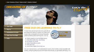 Free Flying DVD