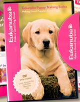 Free Puppy Training DVD Kit with $5 Coupon