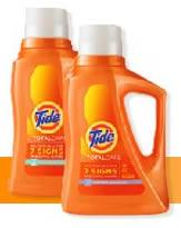 Free Sample of Tide TotalCare