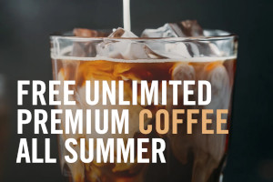 FREE Unlimited Coffee