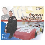 Jimmy Winkler's Free Autographed Card