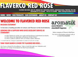 Free Samples from Flaverco Red Rose
