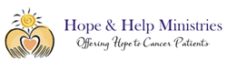 Free Hope & Help Ministries Cancer Tote Bag