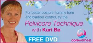 Free Kari Bø Core Wellness DVD