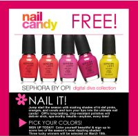 Free Samples of Nail Polish