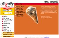 Free Single Scoop Waffle Cone at Bruster's
