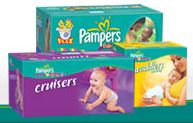 Save $1.50 on Pampers