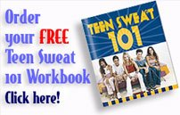 Free Teen Sweat 101 Book
