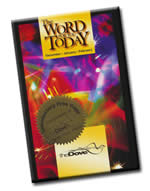 Free Copy of 'The Word for You Today'