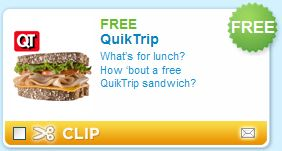 Free Sandwich from QuikTrip!