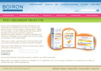 Free Full Size Boiron Products for Children