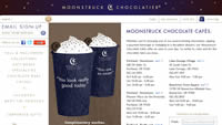 Free Mocha or Hot Chocolate at Moonstruck Chocolates Cafes - Today ONLY!