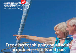 FREE Incontinence Product Samples