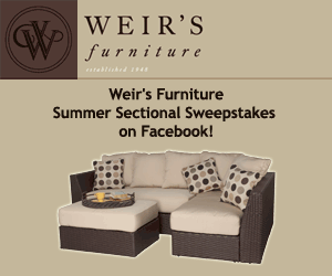 Weir 39 S Furniture Summer Sectional Sweepstakes I Crave Freebies
