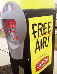 Free Tire Pressure Check And Free Air At Giant Eagle Getgo I Crave