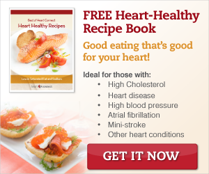 FREE Heart Healthy Recipe Book