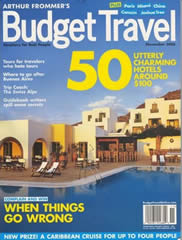 Budget Travel Magazine Subscription Only 3 50 I Crave Freebies