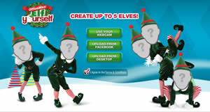 Free elf yourself calendar at office max i crave freebies - Office max elf yourself free download ...
