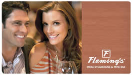 flemings-dining-card