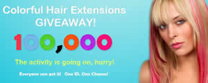 colorful-hair-extension-giveaway