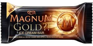 Free Magnum Gold Ice Cream Bar At Turkey Hill Stores I