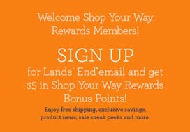 how to get free shop your way rewards points