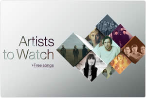 Amazon Artists to Watch: 24 FREE MP3 Downloads - I Crave Freebies