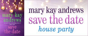 Jun 3rd... save the date.... Mary Kay Andrews