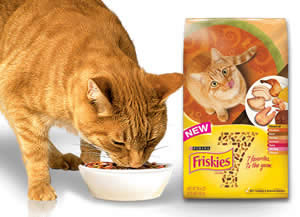 FREE Friskies 7 Cat Food Sample - I Crave Freebies