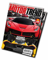 Free Subscription To Motor Trend Ca Only I Crave Freebies