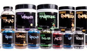 Controlled Labs Workout Supplements
