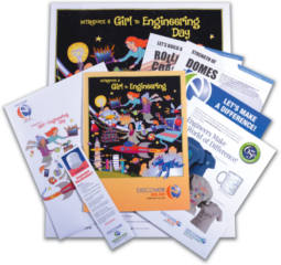 FREE 2016 Introduce A Girl to Engineering Day Kit