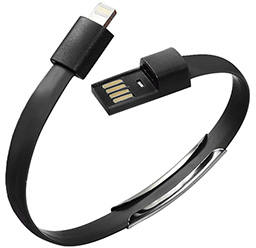 FREE USB Data Charge Sync Bracelet Cable