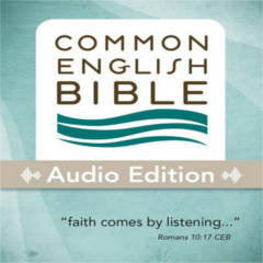 FREE Common English Bible Audio Book Download