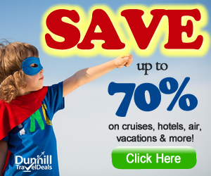 Dunhill Travel Deals - Travel More. Spend Less!