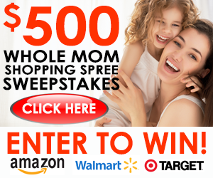 whole-mom-shopping-spree-sweepstakes
