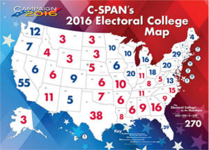 C-SPAN-2016-Electoral-College-Map-Poster
