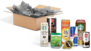 Amazon Prime: FREE Energy Drink Sample Box with Credit After ...