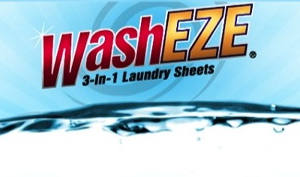 WashEZE 3-in-1-Laundry-Sheets