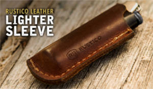 FREE Rustico Leather Lighter Sleeve from Marlboro - I Crave Freebies