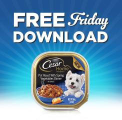 Crave Dog Food Sample For Free