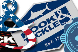 FREE Hook & Tackle Stickers - I Crave Freebies