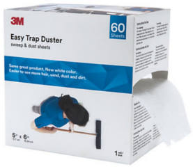 3M Easy Trap Duster Sweep and Dust Sheets